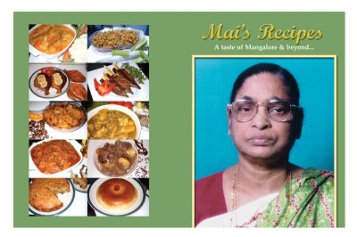 Mais Recipes the book