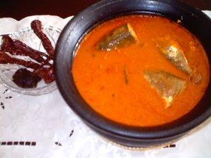 Hot & Sour Mackerel Curry