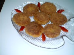 Spicy Fish Cutlets