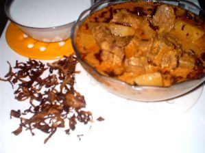 066 Mutton curry with Coconut milk