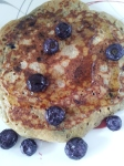 11Whole Wheat Blueberry Pancakes Step12 29Jun15