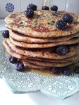 11Whole Wheat Blueberry Pancakes Step13 29Jun15