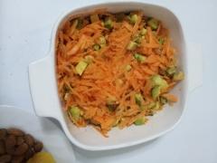 Avocado & Carrot salad