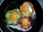 Flower eggs 4