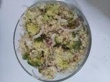 Quinoa & Broccoli Slaw