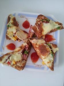 42Breakfast Pizza step8