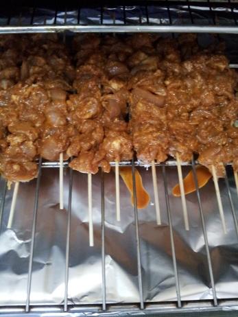 Chicken Satay (19)