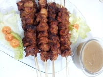 Chicken Satay (28)