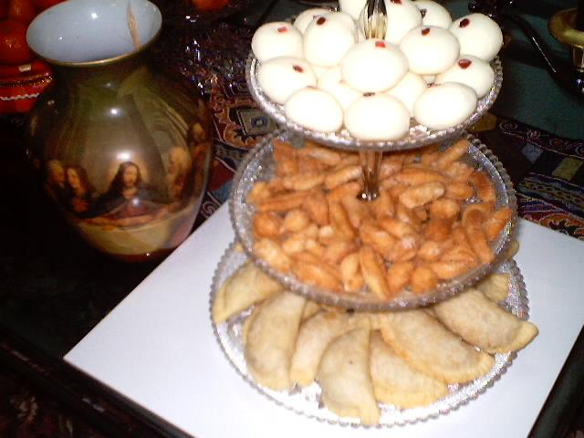 137 Christmas sweets