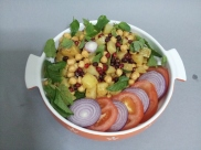 Aloo Salad Anarkali (2)