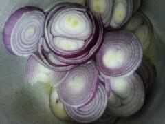 Tuna and Braised onion salad (2)