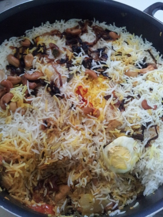 Hyderabadi Chicken Biryani (43)