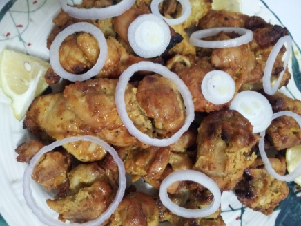 Chicken Tikka (16)
