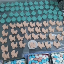 Charms Baby shower favors (1)