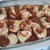 Lumaconi stuffed and baked (17)