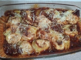 Lumaconi stuffed and baked (20)