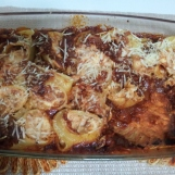 Lumaconi stuffed and baked (21)