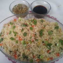 Veg Fried Rice