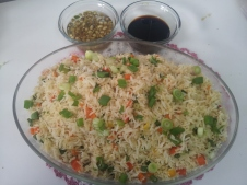 Veg fried rice (4)