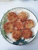 Zuchini and Quinoa cutlets (1)