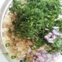Zuchini & Quinoa cutlets (15)