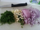 Zuchini & Quinoa cutlets (7)