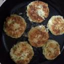 Zuchini & Quinoa cutlets
