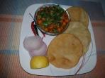 Chhole Bhaturas (1)