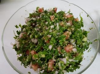 2. Tabbouleh