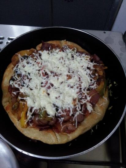 Pizza fry pan (1)