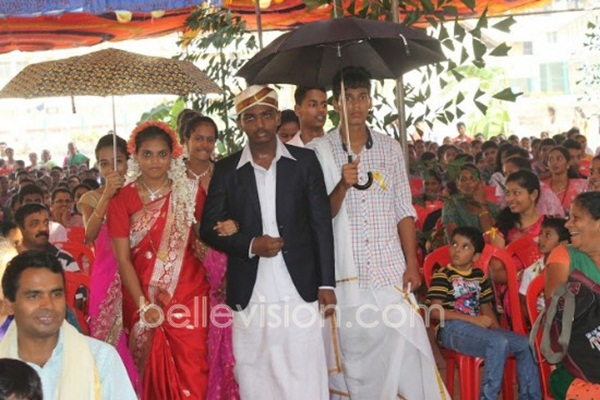 Bellevision traditional wedding garments