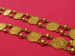 Gold Bead chain