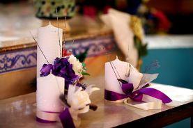 Raoul wedd unity candles