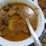 Mutton Roce Curry